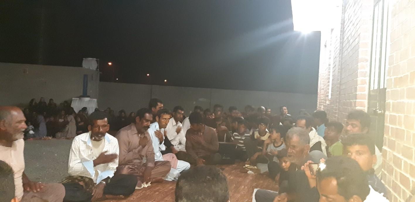 آیین عزاداری حسینی در جنوب کرمان
