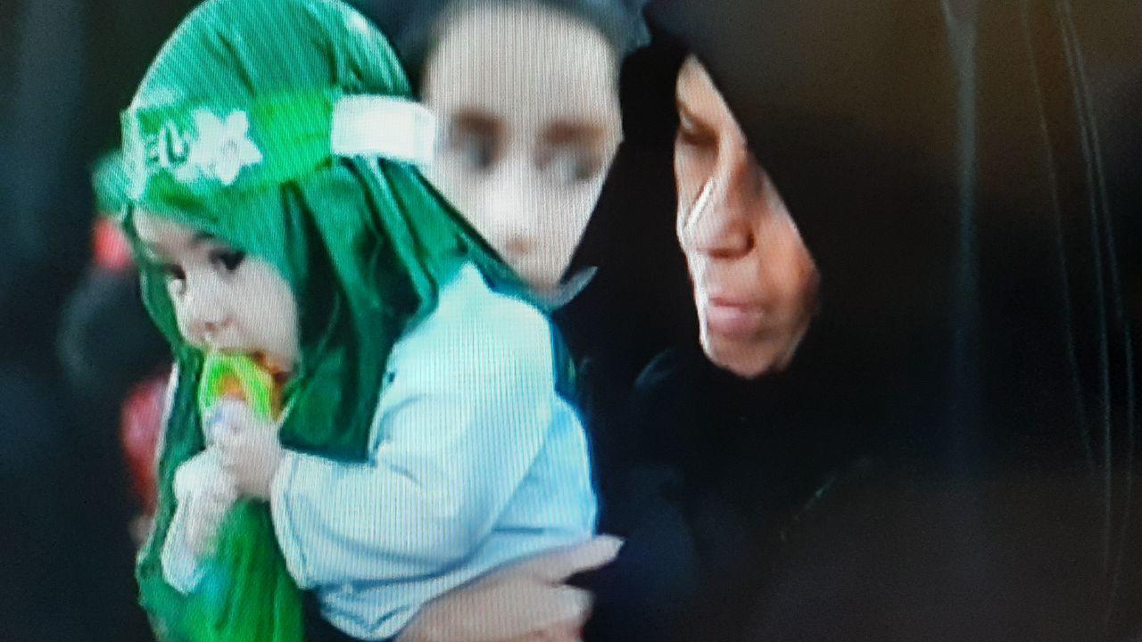 اجتماع بزرگ شیرخوارگان حسینی در استادیوم آزادی و مصلای تهران/ مادران به یاد طفل شش ماهه همنوایی کردند