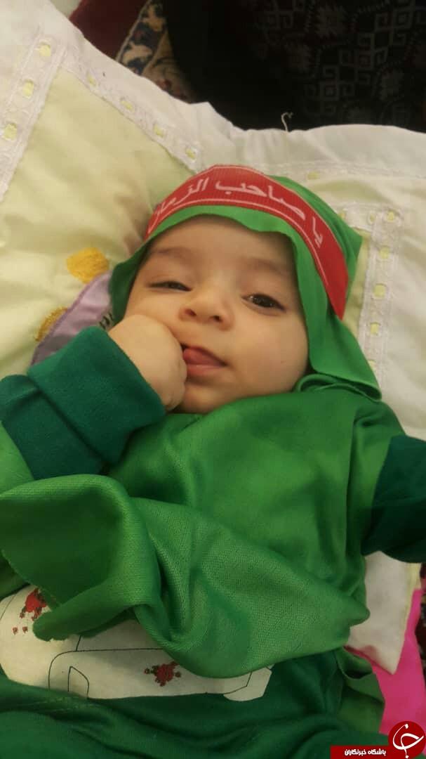 لالایی مادران به یاد نالههای رباب در همایش شیرخوارگان حسینی + تصاویر