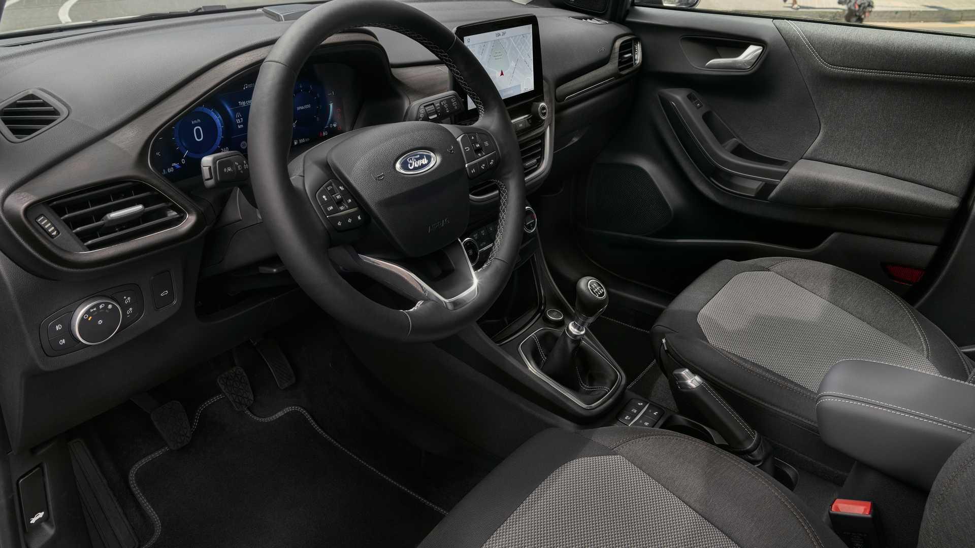 خودروی Ford Puma Titanium، کراس اوور توانمند فورد در خیابان های اروپا +تصاویر