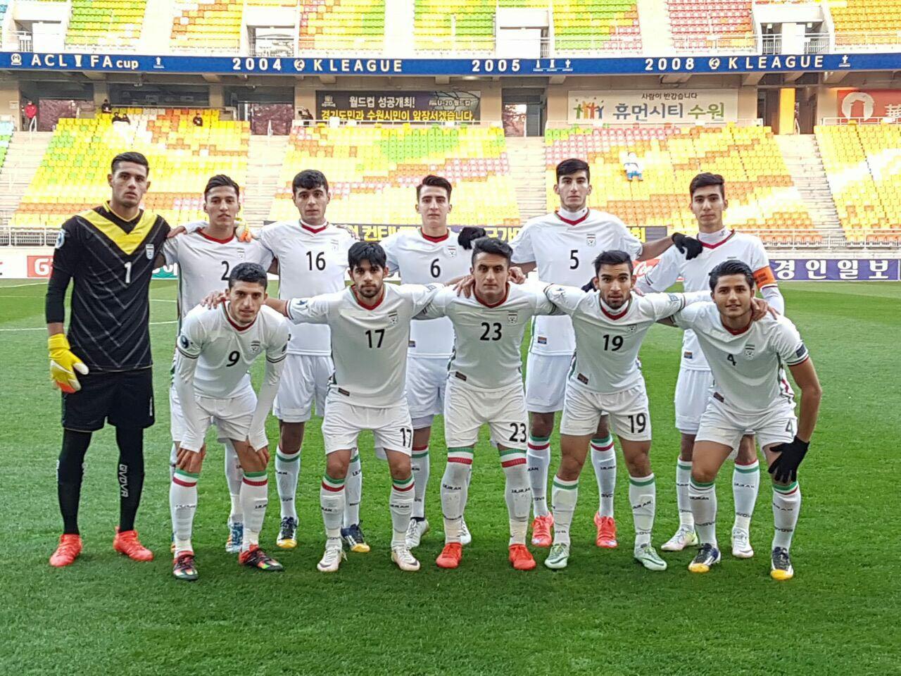 ترکیب تیم ملی فوتبال امید ایران برای دیدار با ازبکستان مشخص شد