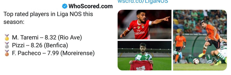 لژیونر ایرانی برترین فوتبالیست لیگ برتر فوتبال پرتغال