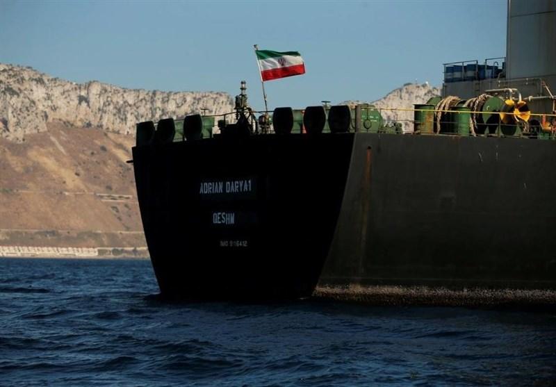 تحویل نفت آدریان دریا به سوریه