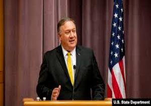 ادعای پمپئو: از طریق دیپلماسی به دنبال کاهش تنش با ایران هستیم