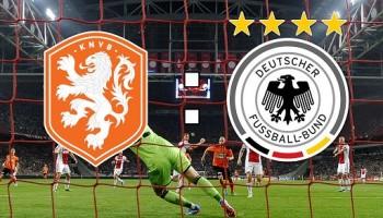 خلاصه بازی آلمان و هلند در ۱۵ شهریور ۹۸ + فیلم