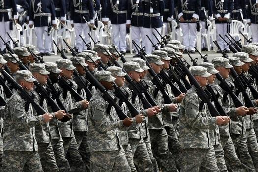 ۳ فرمانده ارشد آمریکایی به دلیل فساد اخلاقی برکنار شدند