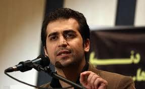 شعرخوانی حمیدرضا برقعی در رثای حضرت علی اصغر (ع) + فیلم