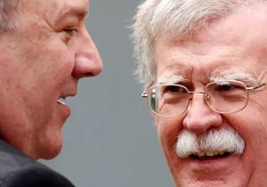 سیانان: بولتون به وزارت خارجه آمریکا چشم طمع دوخته است