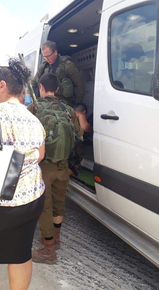 عملیات شهادتطلبانه نوجوان فلسطینی در قلقیلیه + تصاویر