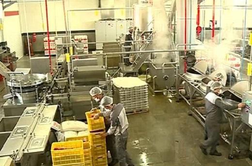 صادرات ۷۰۰ تنی بزرگترین کارخانه صنایع تبدیلی کشور به اروپا و آسیا