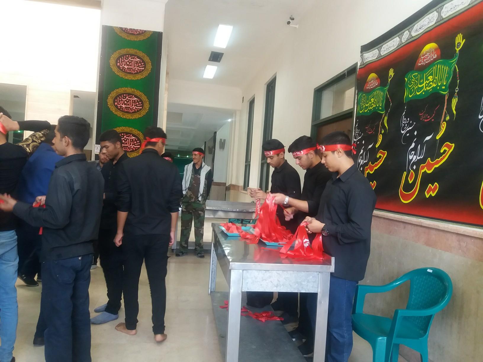 برگزاری سوگواره احلی من العسل با حضور هزاران دانش آموز در سراسر استان کرمان