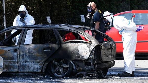 ترور خانم دکتر ایرانی در سوئد! / شوهر این زن عضو باندی مخوف است! + عکس