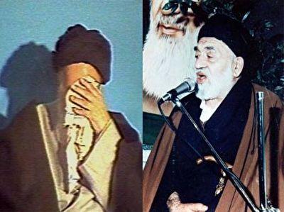 روضه جانسوز حضرت علی اکبر(ع) از زبان مرحوم کوثری در حضور امام خمینی(ره) + فیلم
