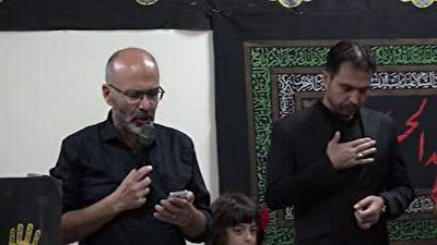 عزاداری مسلمانان در رم با مداحی به زبان ایتالیایی + فیلم