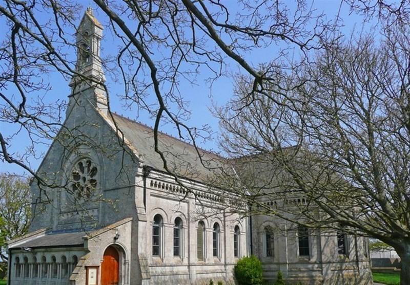 چگونه کلیسای پورتلند حسینیه شد؟