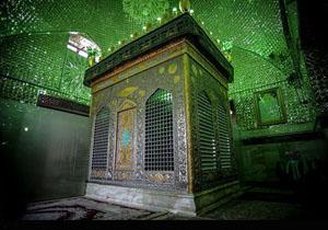 آئین غبار روبی آستان امامزاده سید عباس (ع) در بجنورد به روایت تصویر
