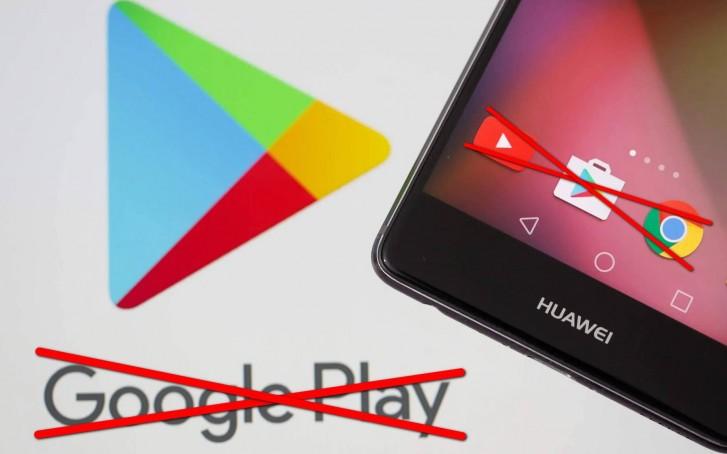 اتمام پشتیبانی نرمافزارهای گوگل در سه گوشی جدید هوآوی