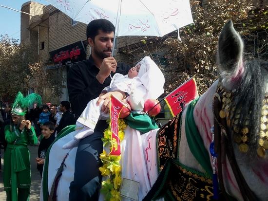 آیین های عزاداری در ایران