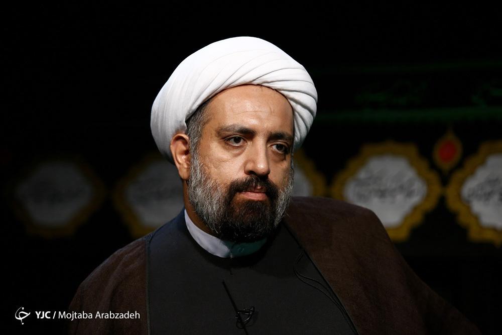 تیزر نهمین قسمت از برنامه «مثبت اشک» با حضور حجت الاسلام جواد محمدزمانی شاعر آیینی