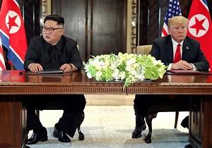 ابراز امیدواری آمریکا برای ازسرگیری مذاکرات با کره شمالی در روزها و یا هفتههای آتی