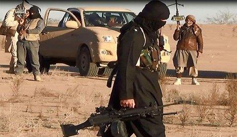 دستگیری قاضی داعش در رقه سوریه