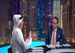 تحقیر ولیعهد آل سعود توسط کارشناس قطری با به رخ کشیدن قدرت ایران + فیلم