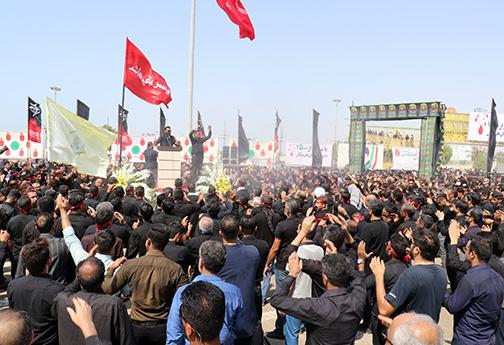 جلوه های اجتماع بزرگ حسینیان در هرمزگان