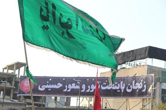 باشگاه خبرنگاران -تاسوعای حسینی، زنجان غرق عزا و ماتم