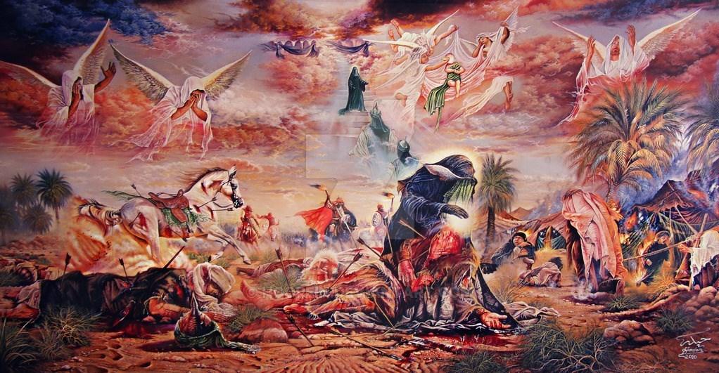 توطئه معاویه و خط نفاق در بسترسازی واقعه عاشورا عیان بود / دشمنی ابلیس از ماجرای آدم (ع) تا واقعه عاشورا