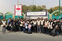 اجرای طرح نذر فرهنگی شهر اراک در تاسوعا و عاشورای حسینی