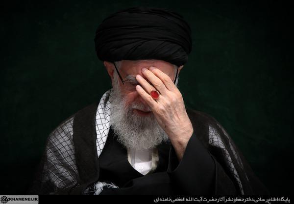 مراسم عزاداری شب عاشورای حسینی در حسینیه امامخمینی (ره) برگزار شد