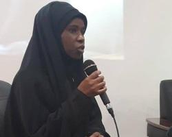 همایش از نسل آفتاب با حضور دختر رهبر انقلابیون نیجریه در زنجان