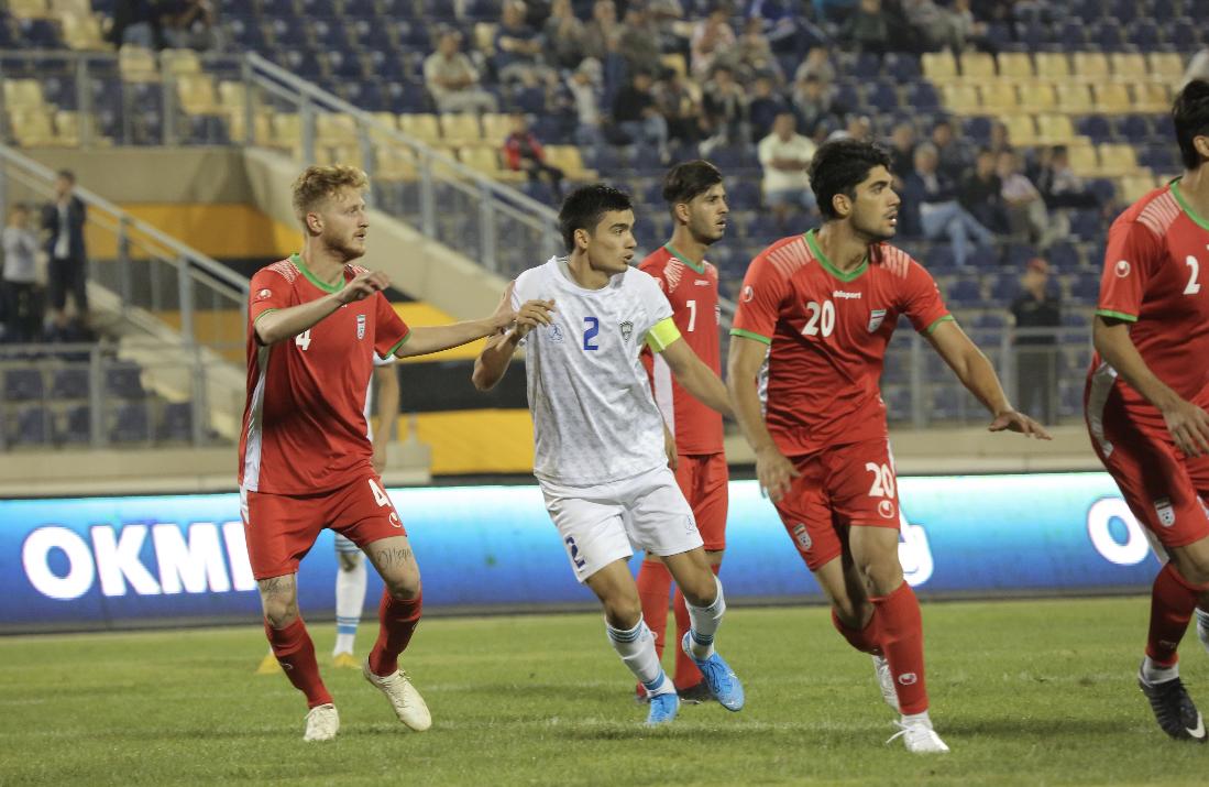Iran U23 Uzbekistan