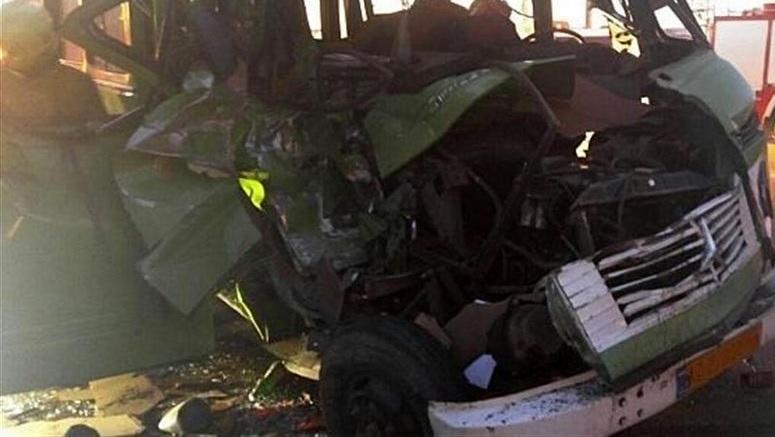 آخرین جزئیات از حادثه مرگبار الیگودرز / 5 کشته و 22 مجروح