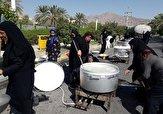 باشگاه خبرنگاران -اجرای طرح نذرواره حسینی به نیت ۷۲ شهید کربلا در حاجی آباد+تصویر
