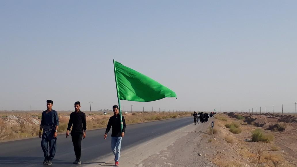 عزاداری تاسوعای حسینی در کرمان +تصاویر