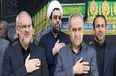 باشگاه خبرنگاران -عزاداری وزیر آموزش و پرورش در حرم حضرت معصومه (س)