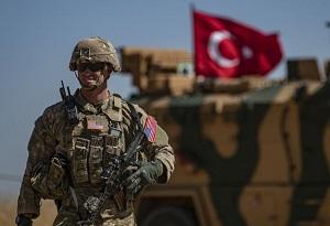 ترکیه: آمریکا در تلاش برای لغو توافق نامه منطقه امن در سوریه است