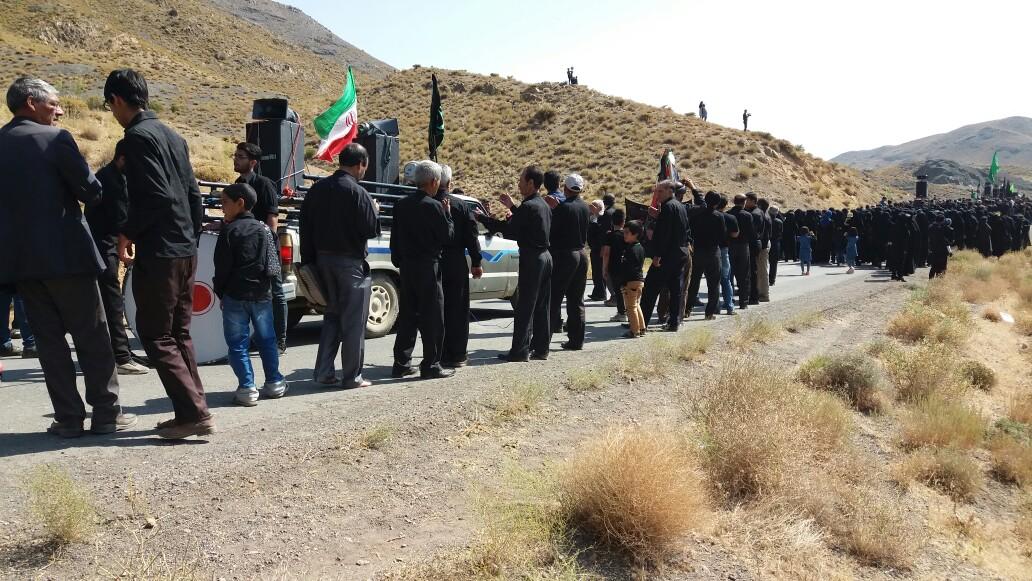 عزاداری عاشورای حسینی در کرمان +تصاویر
