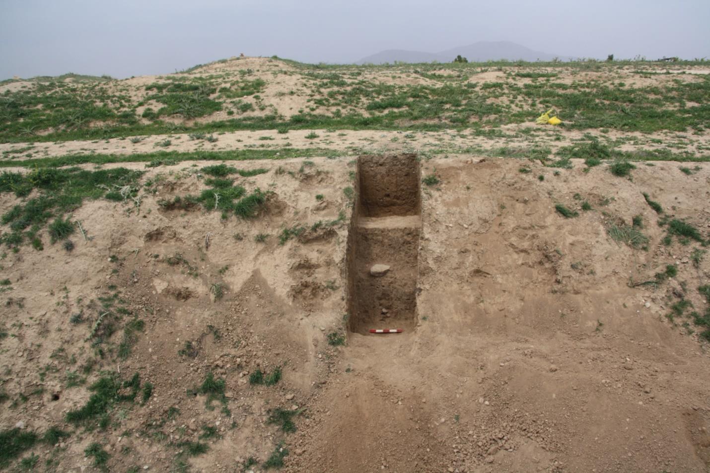 کاوش محوطه ۸ هزار ساله فارس