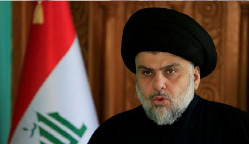 واکنش کاربران به حضور مقتدی صدر در حسنیه امام خمینی (ره) + تصاویر