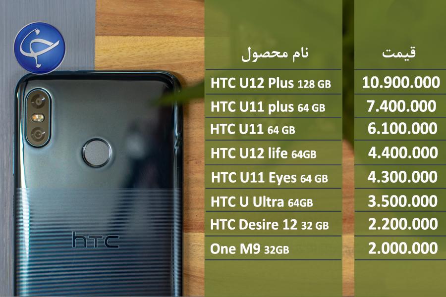 آخرین قیمت تلفن همراه در بازار (بروزرسانی 2 شهریور) +جدول