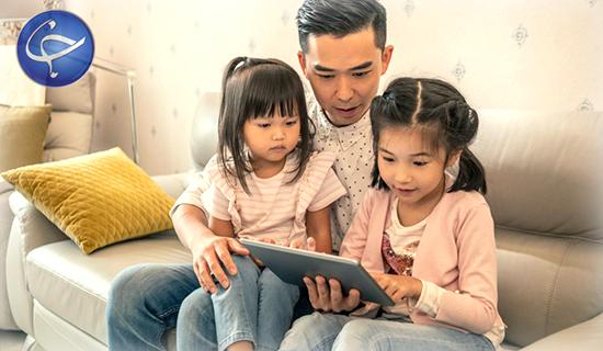 تلفن هوشمند کودکانمان را باهوشتر نمیکند