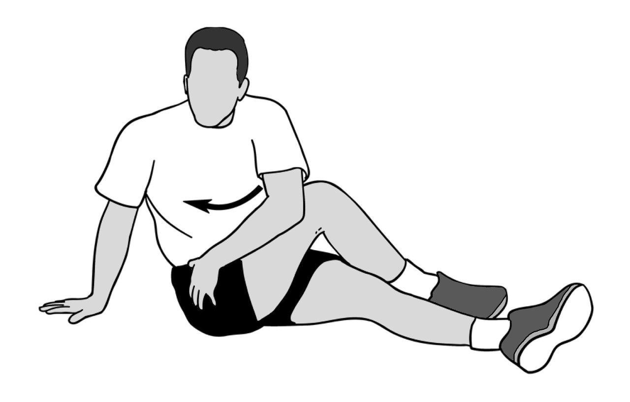 پای پرانتزی ارمغان تلخ بد نشستن + تمرینهای درمانی