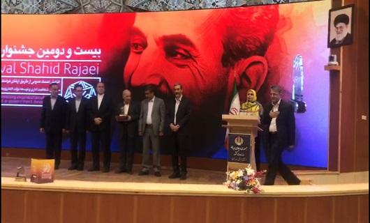 برتری اداره کل راهداری و حمل و نقل جادهای استان همدان در جشنواره شهید رجایی