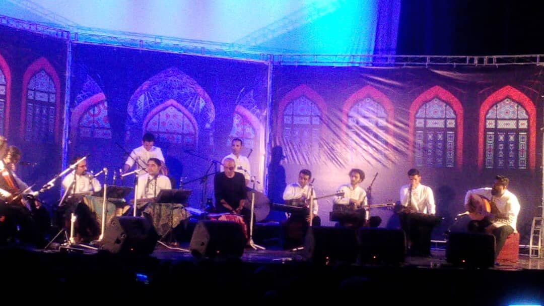 برگزاری کنسرت موسیقی در نمایشگاههای بینالمللی همدان
