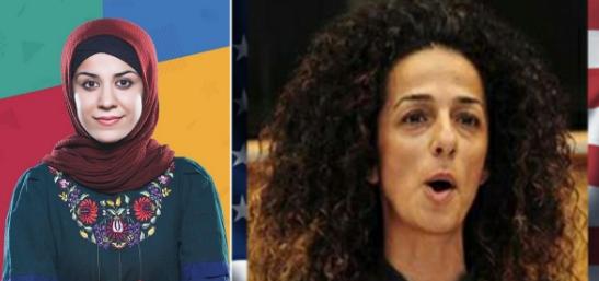 رفراندم برهنگی و عفت/ طوفان شن فاطمه عبادی، دهان سلبریتیهای مدعی مدافع حقوق زن را بست