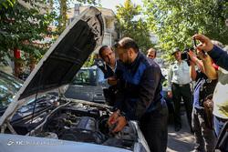 دستگیری کلاهبردار با پوشش امدادخودرو
