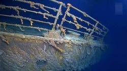 کشتی تایتانیک بعد از اینهمه سال در چه حالیست؟ فیلم /// آیا تایتانیک از بین میرود؟