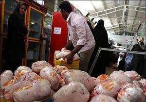 روز///افت ۵۰۰ تومانی نرخ مرغ در بازار/قیمت مرغ به ۱۴ هزار تومان رسید
